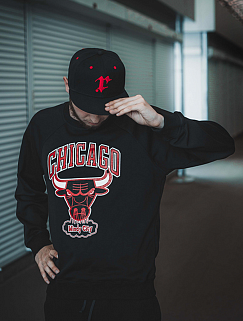Свитшот Liberty - Chicago Bulls Windy City, spring