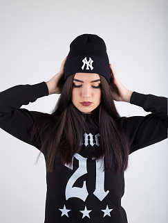Шапка Liberty - New York Yankees, Black