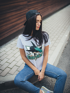 Футболка Liberty - San Jose Sharks