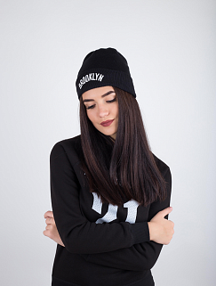 Шапка Liberty - Brooklyn Nets, Black