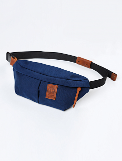 Поясная сумка Kandelabr - Hip Pack blue/brown