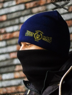 Шапка TAKSA - Ultras Ukraine 1991, Navy