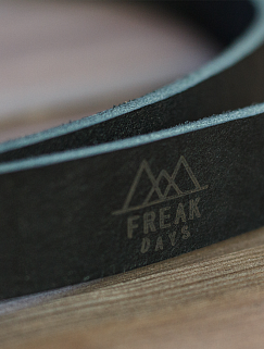 Ремень Freak Days - Black, chinos