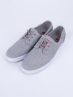Кеды Circa - Crip, Grey Washed/White