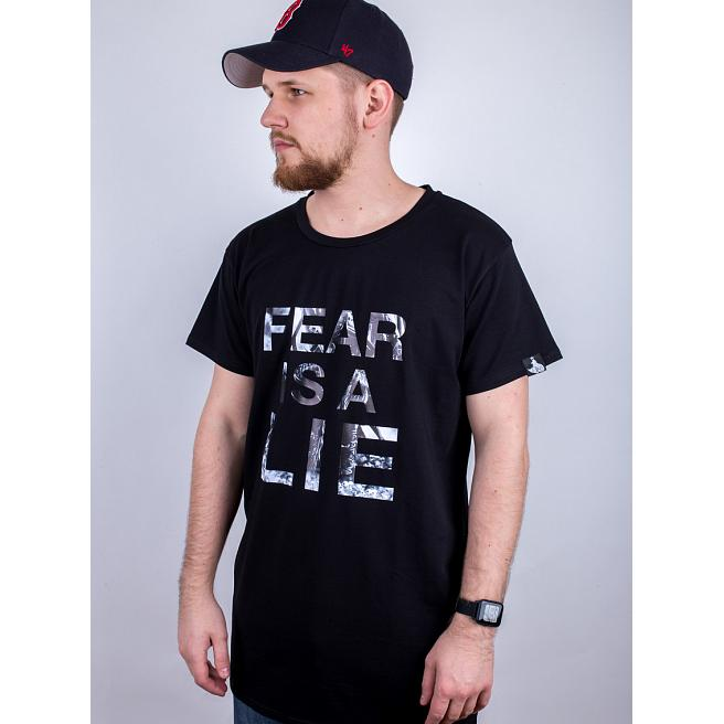 Футболка LeRen - Long Black Fear