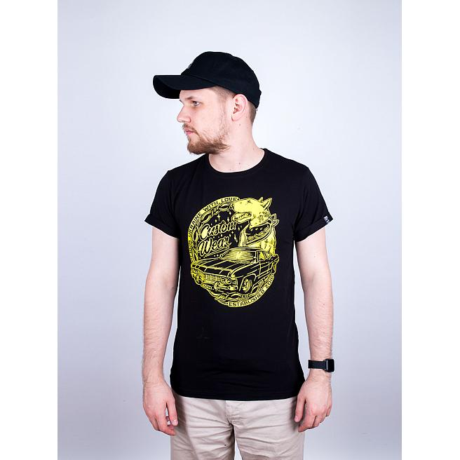 Футболка Custom Wear - Old Skool Long, Black