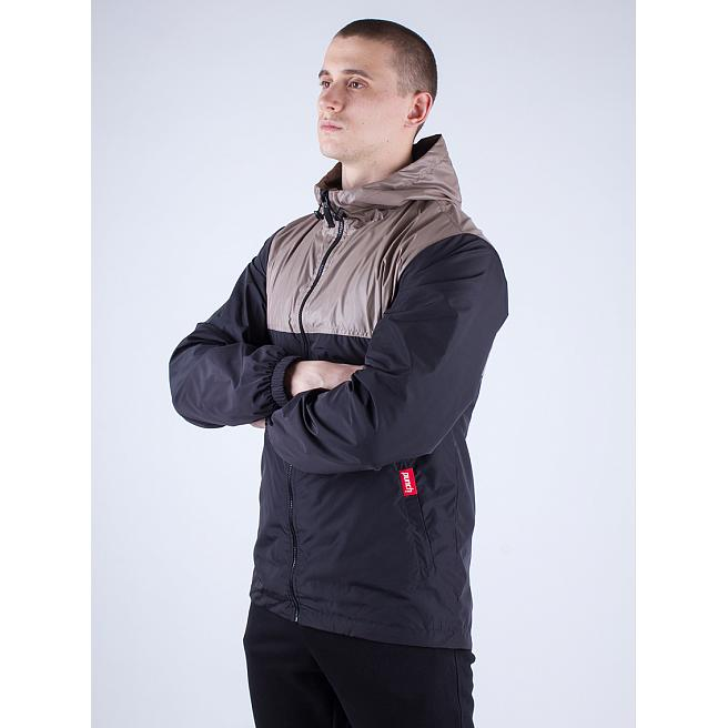 Ветровка PUNCH - Storm, Black/Beige