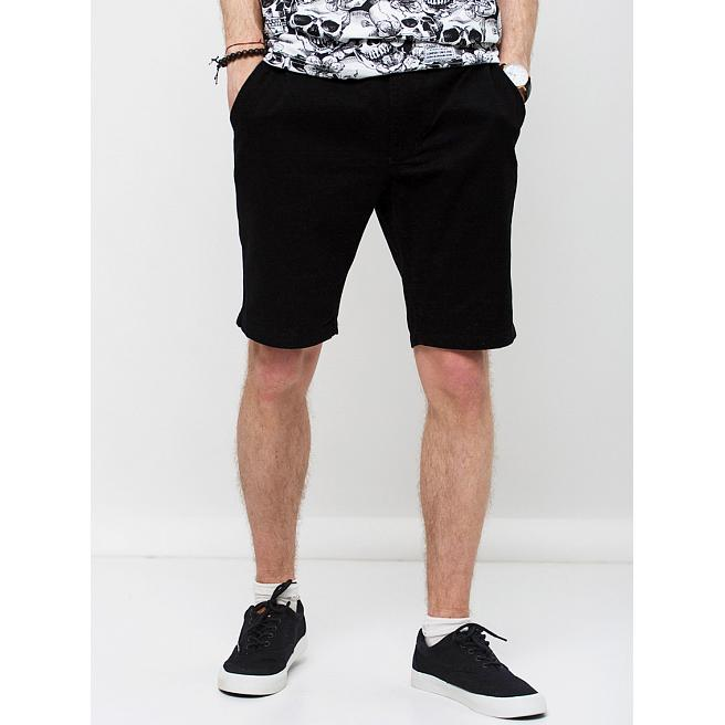 Купить Шорты Urban Planet - Chino, Black на Myaso.net.ua