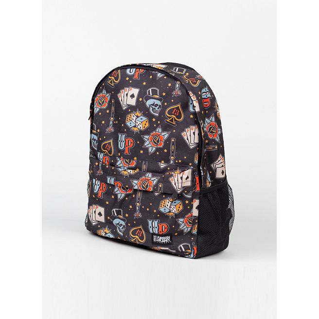 Купить Рюкзак Urban Planet - B10 Traditional, Black за 440 грн | Myaso.net.ua