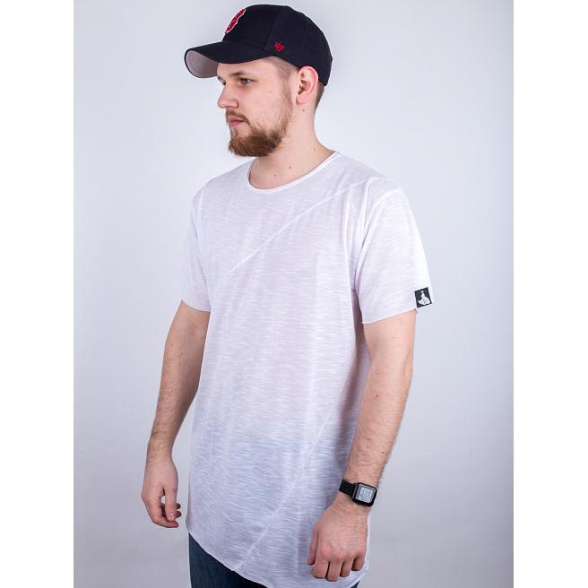 Футболка LeRen - Long Basic White