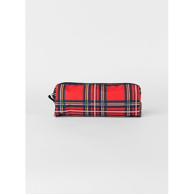 Пенал мягкий PUNCH - Case, Tartan Red