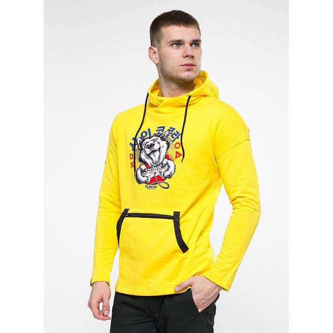 Худи Custom Wear - Husky, Yellow