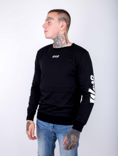 Свитшот Quest Wear - ZBS, Black