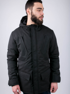 Парка зимняя Bezlad - Jacket One, Black