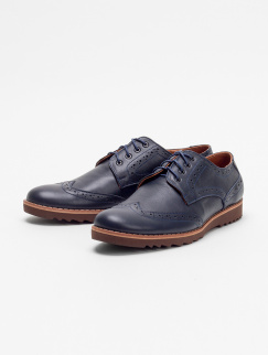 Туфли Shamrock - Brogues, Navy