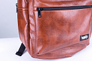 Купить Рюкзак Iron City - Brown Classic Tag, leather за  | Myaso.net.ua