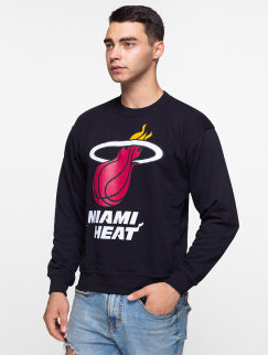 Свитшот Liberty - Miami Heat, Black
