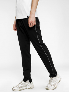 Спортивные штаны PUNCH - Reflective Stripe, Black