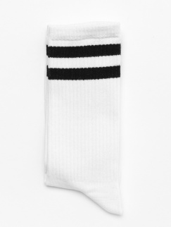 Носки Sox - Black Stripes, White