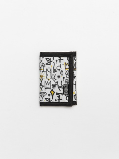 Кошелек Milk - Wallet, Graffiti, White