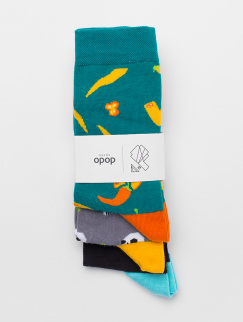Носки Dodo Socks - Set (3), Mexicana