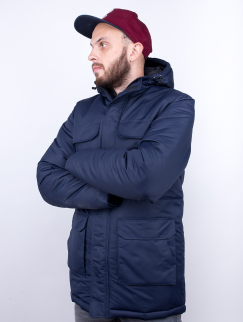 Зимняя парка Прауд - Winter 18, Navy