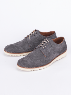 Туфли Shamrock - Brogues Shammy, Grey