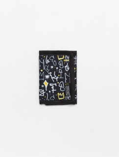 Кошелек Milk - Wallet, Graffiti, Black