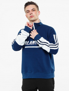 Свитшот Alanterz - Basic, Navy/White
