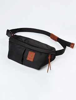 Поясная сумка Kandelabr - Hip Pack black/brown