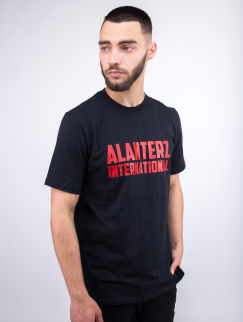 Футболка Alanterz - International, Black
