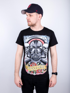 Футболка Urbanist - Star Wars, Black