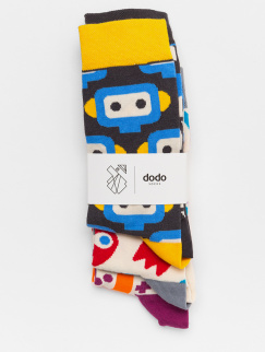 Носки Dodo Socks - Set (3), Geek