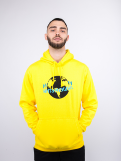 Худи Alanterz - International, Yellow/Black