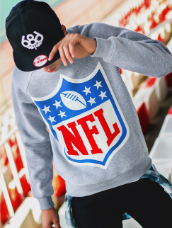 Свитшот Liberty - NFL, Grey