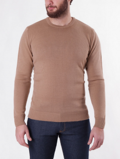 Свитшот Seven Mountains - Crew Neck Knit, Beige
