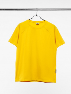 Футболка Custom Wear - Basic, Yellow